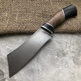 Булатный нож Баварский (комби-рукоять)