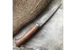 Булатный нож Малыш (кавказский горный орех)