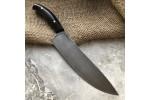 Булатный нож К003 Шеф (фултанг, граб)