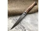 Булатный нож Тюринский (кавказский горный орех)