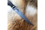 Булатный нож Тюринский (граб)