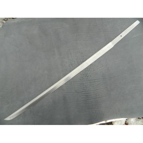 Сувенирное изделие из литого булата клинок Катаны
