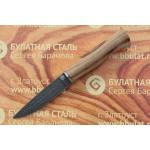 Булатный нож Малыш (каштан)