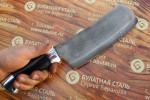 Тяпка для разделки мяса большая-алюминий , граб