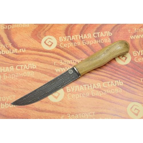 Булатный кухонный нож Универсальный (акация)