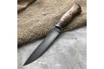 Булатный нож Малыш Макси (стаб. кап клёна)