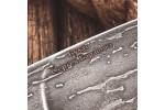 Булатный нож Ганзеец (бубинго, алюминий)