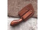 Булатный нож-брелок Кашалот (бубинго)