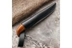 Булатный нож Малыш Макси (бубинго, береста)