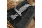 Булатный нож Притёс (граб)