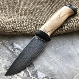 Булатный нож R001 (каштан)