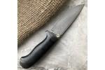 Булатный нож R001 (наборная кожа)