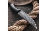 Булатный нож R002 (наборная кожа)