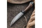 Булатный нож R002 (кавказский горный орех)