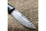 Булатный нож R003 (наборная кожа)