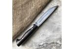 Булатный нож R006G Финский (фултанг, стабилизированный граб)