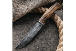 Булатный нож R006 (зебрано)