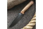 Булатный нож R007 (фултанг, ясень)