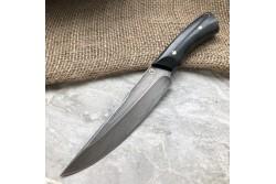 Булатный нож R008M (фултанг, микарта)