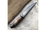 Булатный нож R008  (комби-рукоять)
