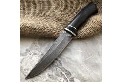 Булатный нож R008 (стабилизированный граб)