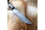 Булатный нож R008 (наборная кожа)