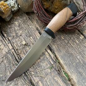 Нож R008  (кавказский горный орех) SKD-11
