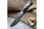 Нож Варнак (стабилизированный кап клена) SKD-11