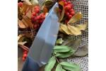 Шкуросъемный нож S004 (фултанг, стаб.граб) SKD-11