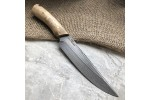 Булатный нож R008 (фултанг, ясень)