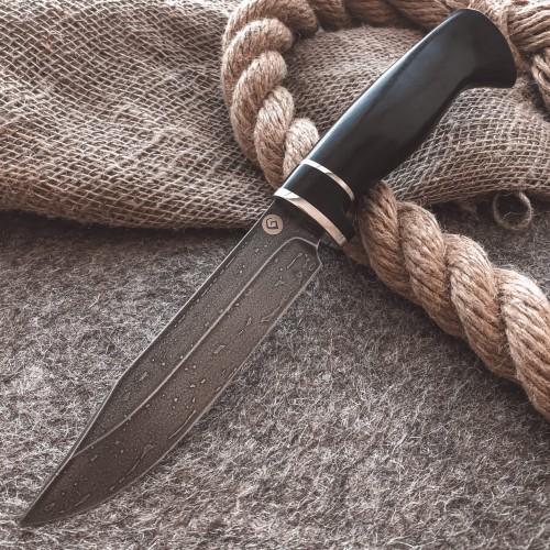 Булатный нож R009 (граб)