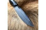 Булатный нож R009 (наборная кожа)