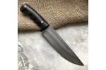 Булатный нож R010G Спасатель (фултанг, граб)