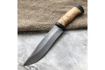 Булатный нож R015 (наборная береста)