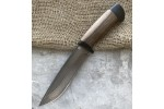Булатный нож R015 (кавказский горный орех)