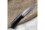 Булатный нож R015 (наборная кожа)