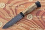 Булатный нож R005-самшит