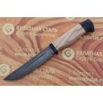 Булатный нож R006 - ясень