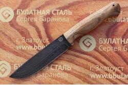 Булатный нож R007 - ясень