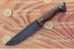 Булатный нож R010-V1 (фултанг, орех)
