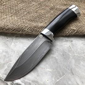 Булатный нож S004 (стаб.граб, алюминий)