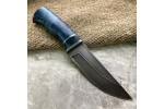 Булатный нож Степчак Малый (композит капа клена)