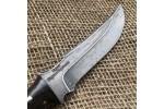 Булатный нож T001 (фултанг, стабилизированный граб)