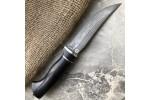 Булатный нож T001VG (стабилизированный граб)