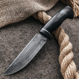 Булатный нож T003-V2 (комби-рукоять)
