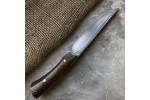 Булатный нож R008 (кавказский горный орех)