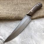 Булатный нож R008 (фултанг, кавказский горный орех)