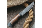 Булатный нож T004 (кавказский горный орех)