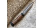 Булатный нож T006 Пегас (кавказский горный орех)
