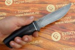 Нож туристический из литого булата T004-V2